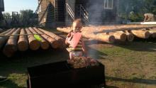 Ожоги у детей летом