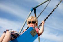 Травмы детей летом
