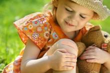 Детские травмы – как обезопасить ребенка