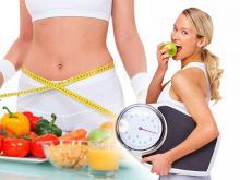 Как очень быстро похудеть в три этапа