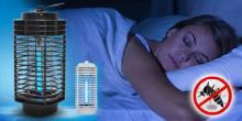 фонари против комаров