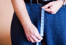 как определить размер пениса