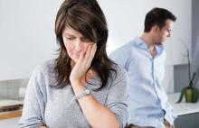 как лучше сообщить жене о разводе