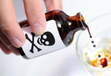 Первая помощь при отравлении ядовитыми веществами