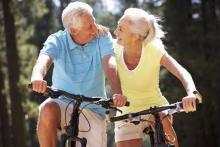 Велосипедные прогулки для пожилых