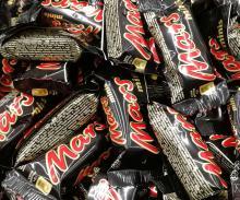Шоколадки Mars