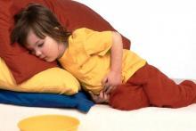 Пищевые отравления у детей: профилактика, диагностика и лечение