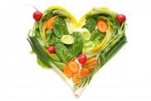 Полезные и вредные для сердца продукты