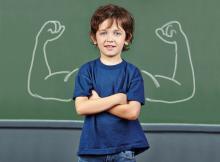 Самооценка у детей