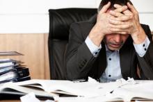 Стрессовые ситуации на работе