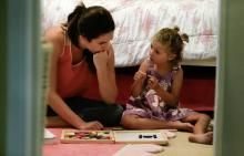 занятия с детьми с аутизмом