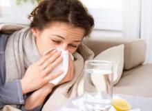 грипп или простуда?