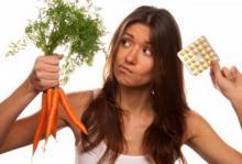 аллергия на морковь у взрослых