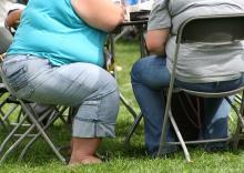 объем талии при ожирении