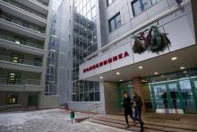 новая поликлиника в 20-м микрорайоне Зеленограда