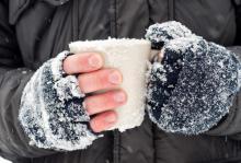 Обморожение: признаки и симптомы. Лечение обморожения