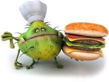 Пищевое отравление: причины, виды возбудителей, симптомы