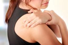 Плечевой неврит