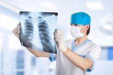 Рентгенограмма грудной клетки