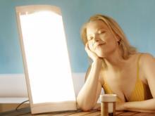 Фототерапия против сезонной депрессии