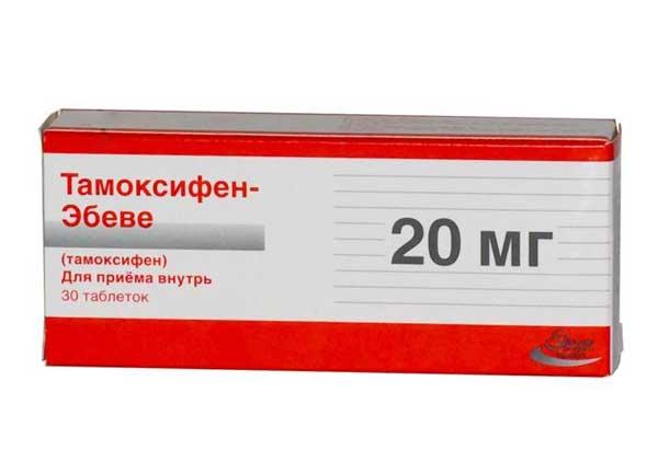 Тамоксифен: инструкция по применению